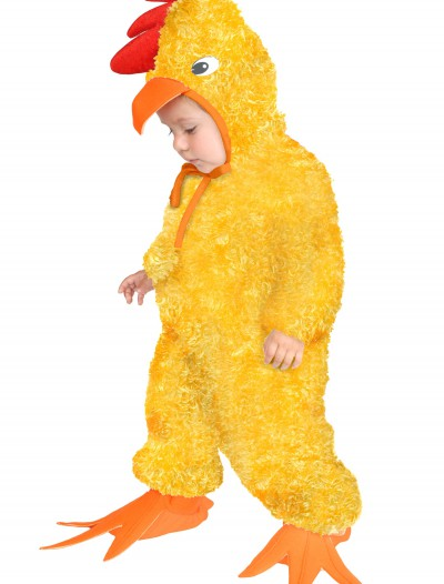Child Yellow Rooster Costume, halloween costume (Child Yellow Rooster Costume)
