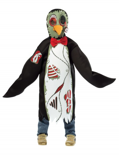 Child Zombie Penguin Costume, halloween costume (Child Zombie Penguin Costume)