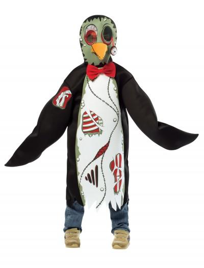 Child Zombie Penguin Costume, halloween costume (Child Zombie Penguin Costume)