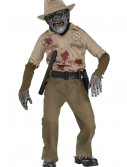 Child Zombie Sheriff Costume, halloween costume (Child Zombie Sheriff Costume)
