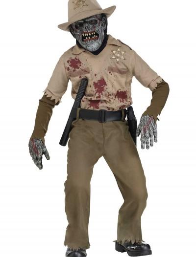 Child Zombie Sheriff Costume, halloween costume (Child Zombie Sheriff Costume)