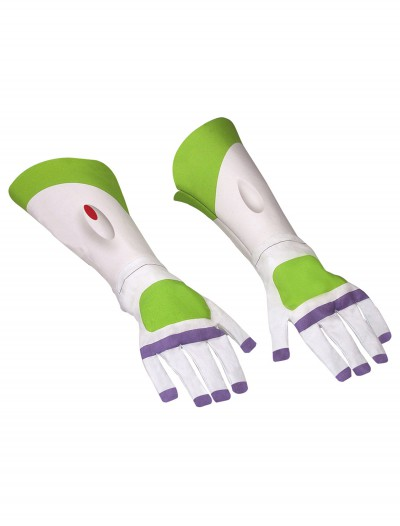 Children's Buzz Lightyear Gloves, halloween costume (Children's Buzz Lightyear Gloves)