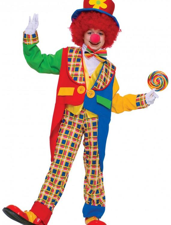 Children's Clown Costume, halloween costume (Children's Clown Costume)