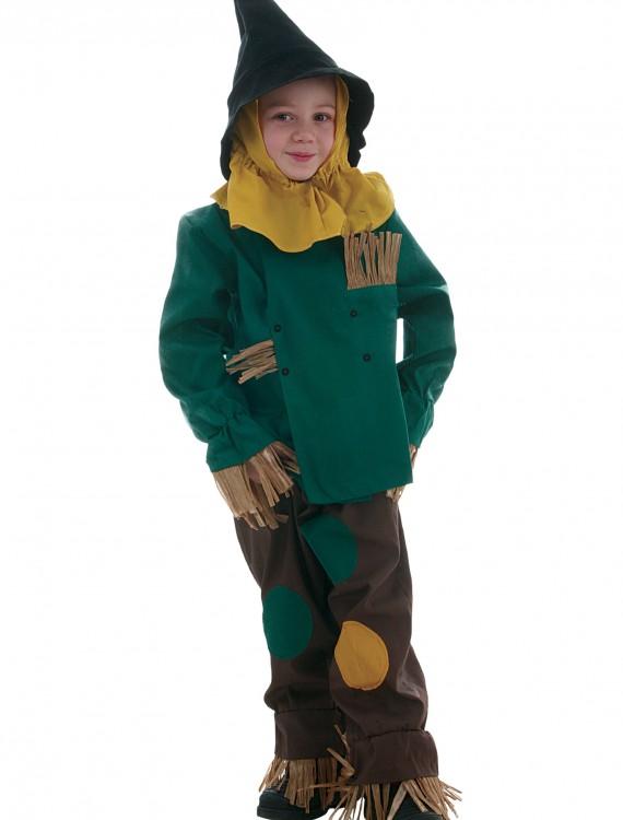 Children's Scarecrow Costume, halloween costume (Children's Scarecrow Costume)