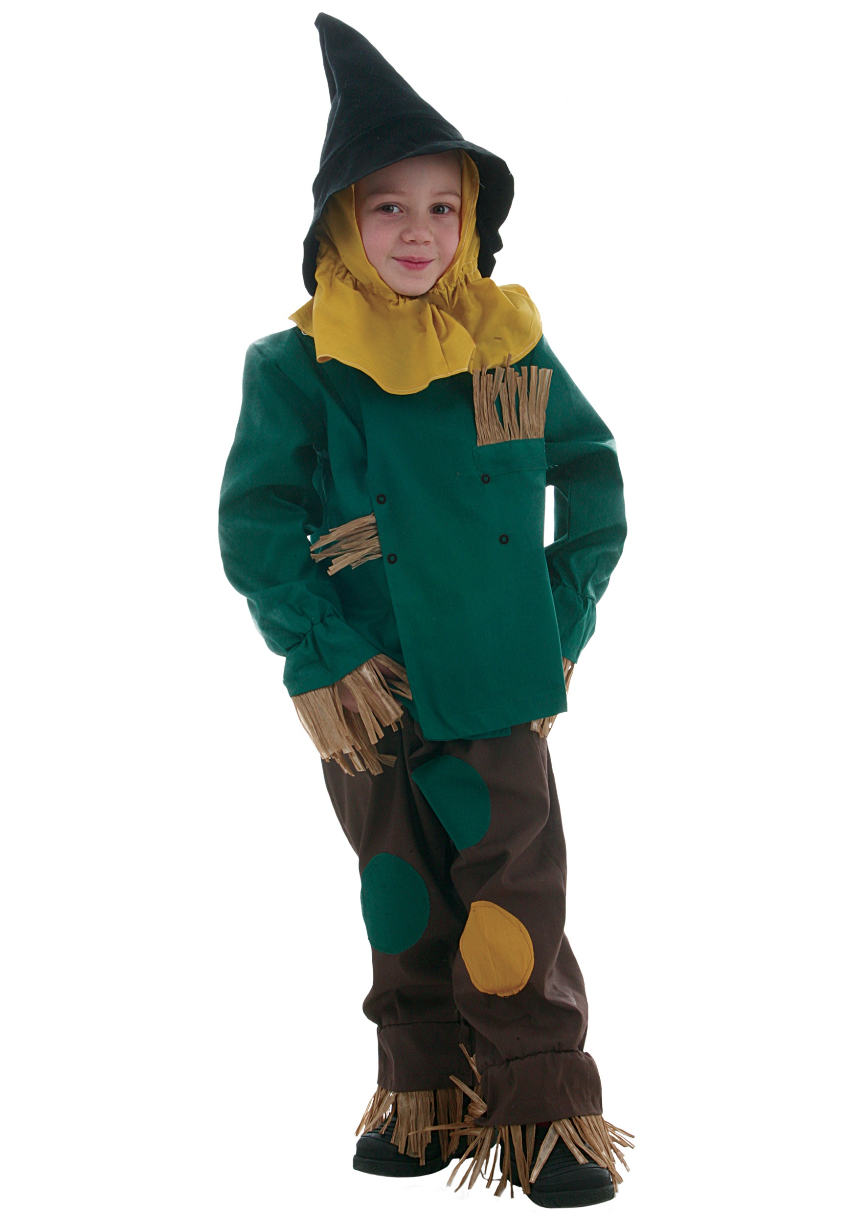children's scarecrow costume - halloween costumes