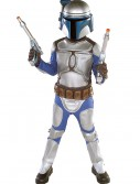 Childs Jango Fett Deluxe Costume, halloween costume (Childs Jango Fett Deluxe Costume)