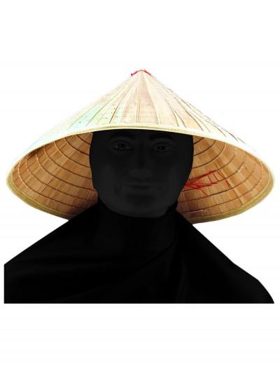 Chinese Bamboo Hat, halloween costume (Chinese Bamboo Hat)