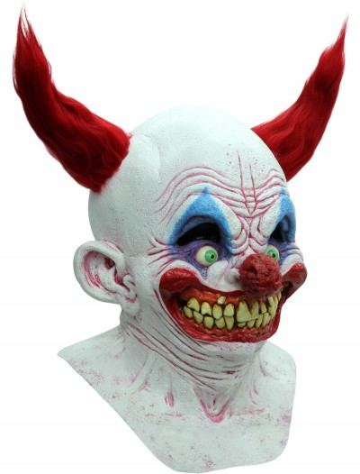 Chingo the Clown Mask, halloween costume (Chingo the Clown Mask)