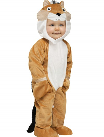 Chipper Chipmunk Costume, halloween costume (Chipper Chipmunk Costume)
