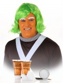 Chocolate Factory Worker Makeup Kit, halloween costume (Chocolate Factory Worker Makeup Kit)