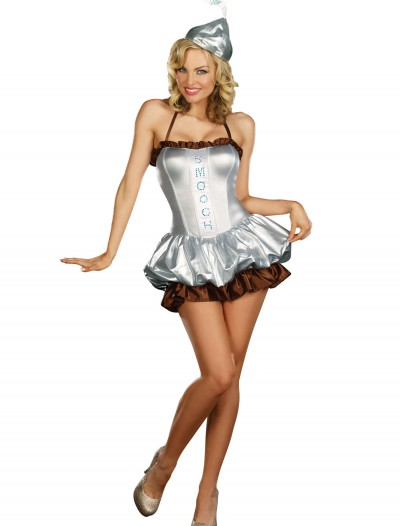 Chocolate Smooch Costume, halloween costume (Chocolate Smooch Costume)