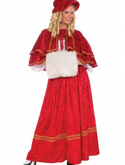 Christmas Caroler Costume, halloween costume (Christmas Caroler Costume)