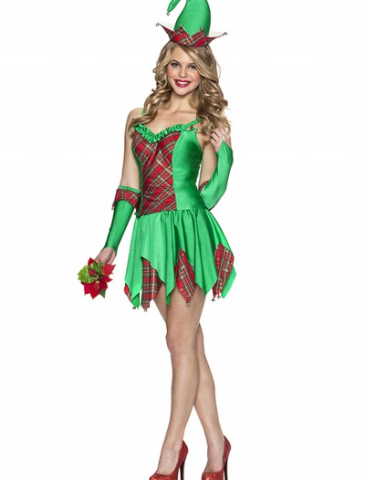 Christmas Elfin Magic Costume, halloween costume (Christmas Elfin Magic Costume)