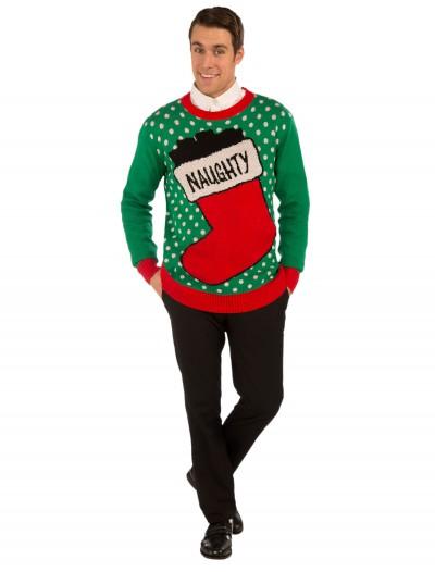 Christmas Naughty Sweater, halloween costume (Christmas Naughty Sweater)
