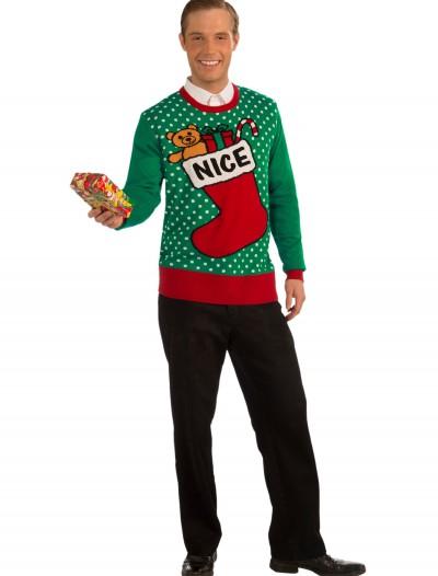 Christmas Nice Sweater, halloween costume (Christmas Nice Sweater)