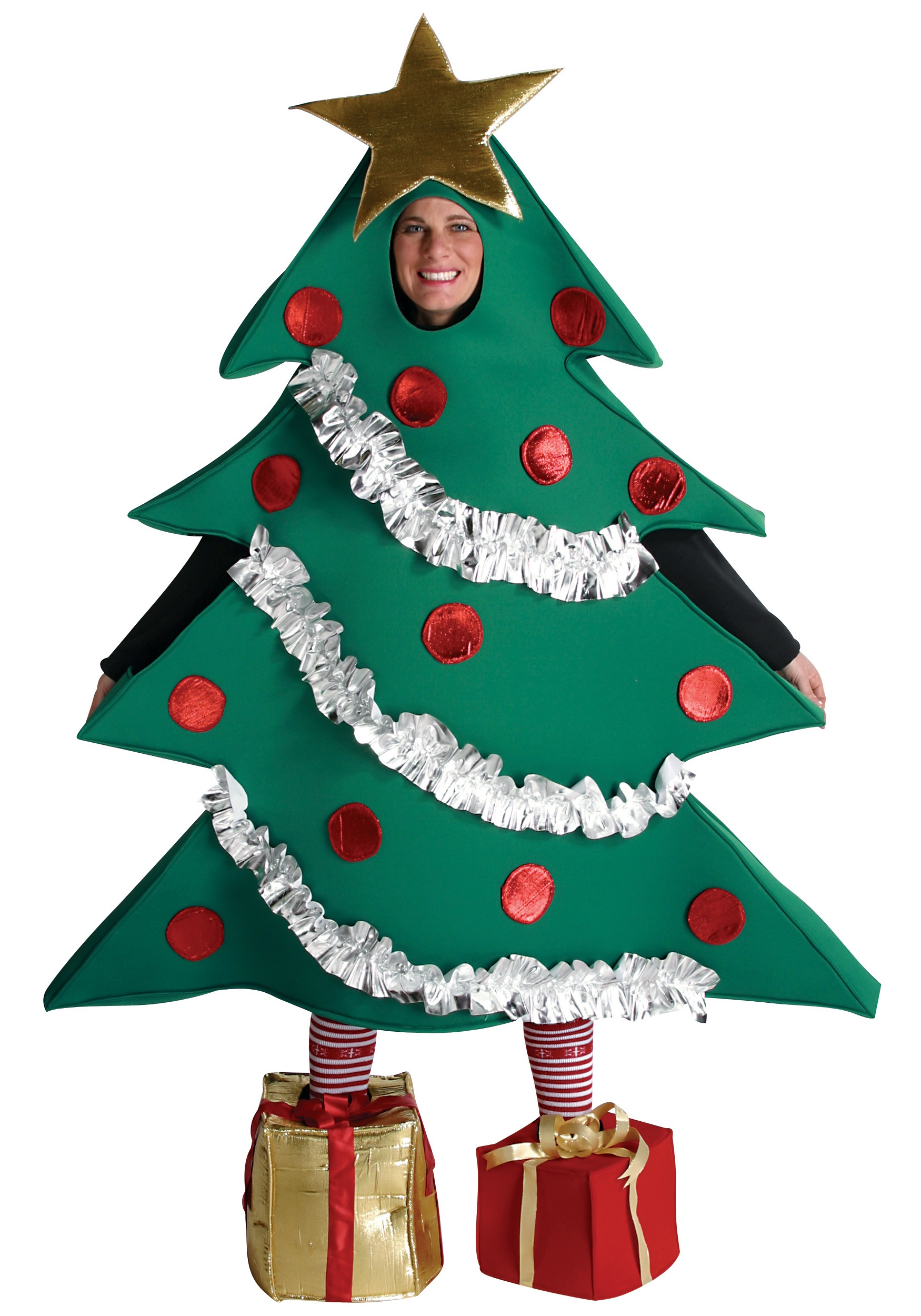 Костюм елки для взрослого своими руками