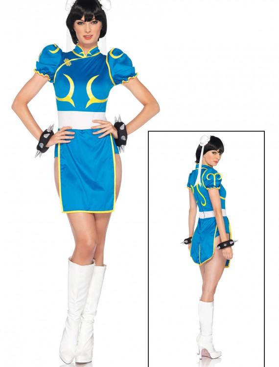 Chun-Li Costume, halloween costume (Chun-Li Costume)