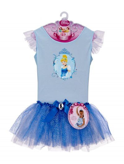 Cinderella Ballet Dress, halloween costume (Cinderella Ballet Dress)