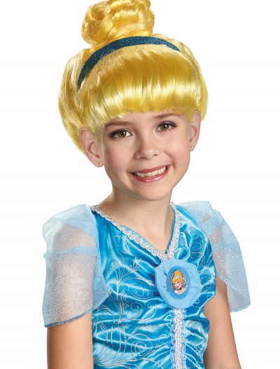 Cinderella Child Wig, halloween costume (Cinderella Child Wig)