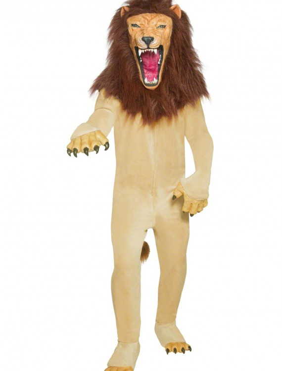 Circus Lion Costume, halloween costume (Circus Lion Costume)