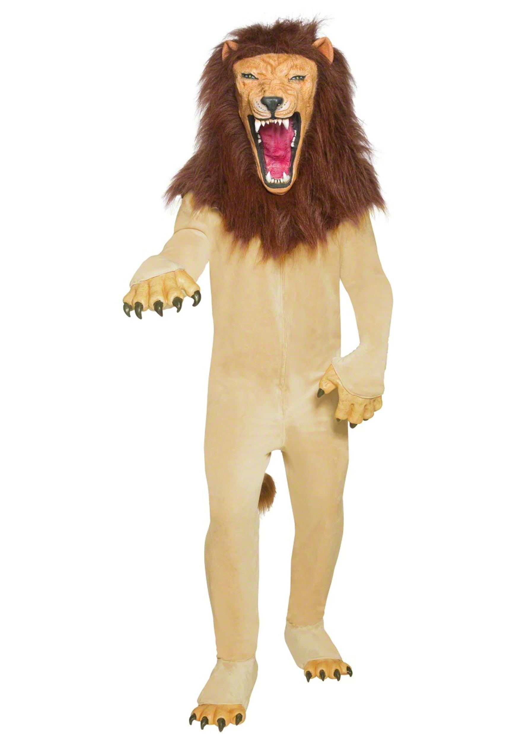 Circus Lion Costume  sc 1 st  Halloween Costumes & Circus Lion Costume - Halloween Costumes