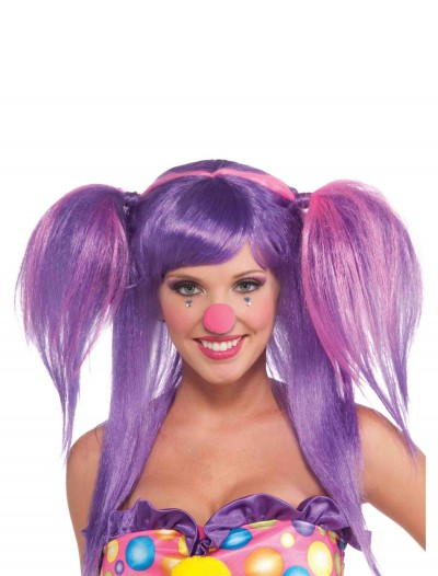 Circus Sweetie Wig, halloween costume (Circus Sweetie Wig)