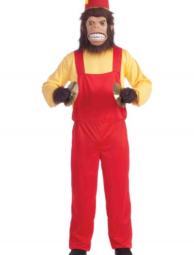 Clash the Musical Monkey Costume, halloween costume (Clash the Musical Monkey Costume)