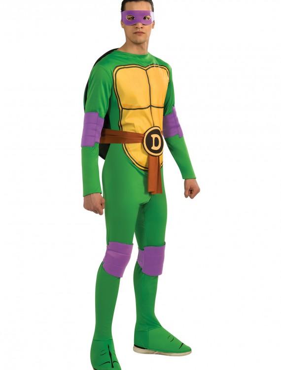 Classic Adult TMNT Donatello Costume, halloween costume (Classic Adult TMNT Donatello Costume)