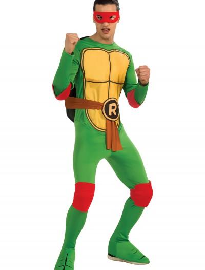 Classic Adult TMNT Raphael Costume, halloween costume (Classic Adult TMNT Raphael Costume)