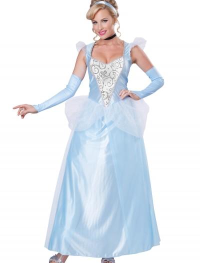 Women's Classic Cinderella Costume, halloween costume (Women's Classic Cinderella Costume)