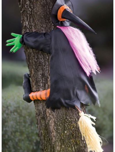 Classic Crashing Witch, halloween costume (Classic Crashing Witch)