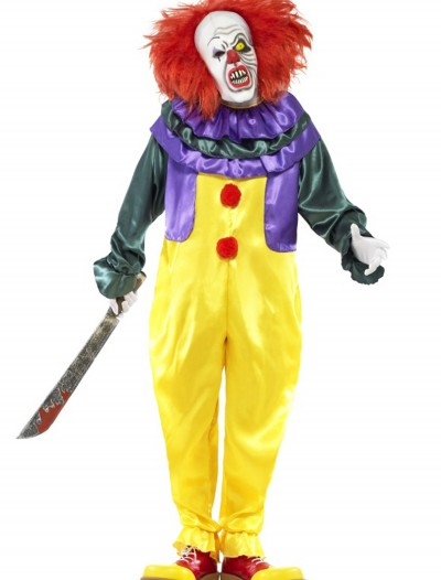 Classic Horror Clown Costume, halloween costume (Classic Horror Clown Costume)