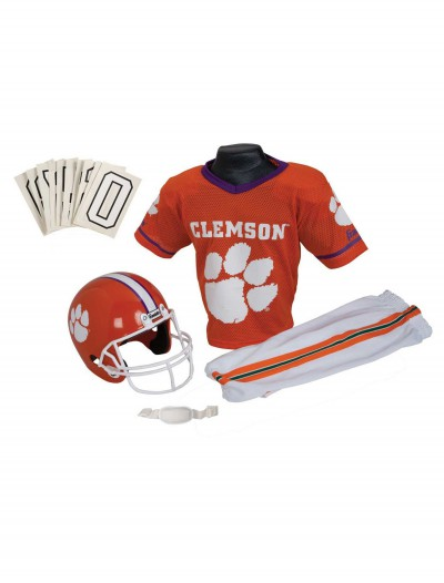 Clemson Tigers Child Football Uniform, halloween costume (Clemson Tigers Child Football Uniform)