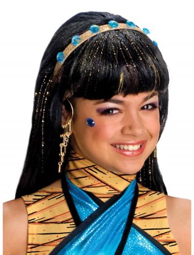 Cleo de Nile Wig, halloween costume (Cleo de Nile Wig)