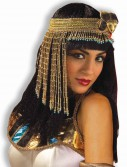 Cleopatra Beaded Snake Headband, halloween costume (Cleopatra Beaded Snake Headband)