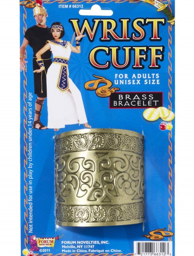 Cleopatra Wrist Cuffs, halloween costume (Cleopatra Wrist Cuffs)
