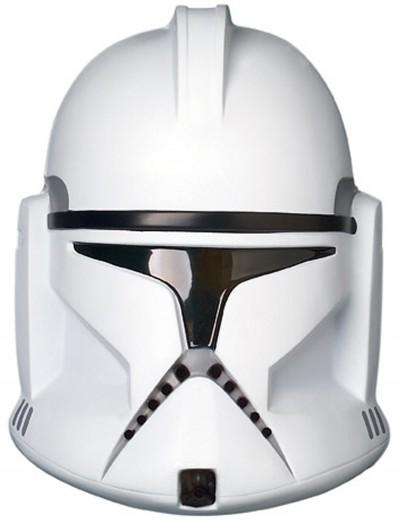 Clone Trooper 1/2 PVC Mask, halloween costume (Clone Trooper 1/2 PVC Mask)