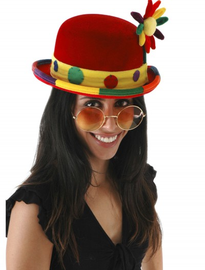 Clown Bowler, halloween costume (Clown Bowler)