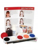 Clown Costume Makeup Kit, halloween costume (Clown Costume Makeup Kit)
