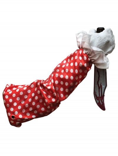 Clown Door Knocker, halloween costume (Clown Door Knocker)