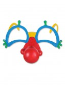 Clown Glasses with Nose, halloween costume (Clown Glasses with Nose)