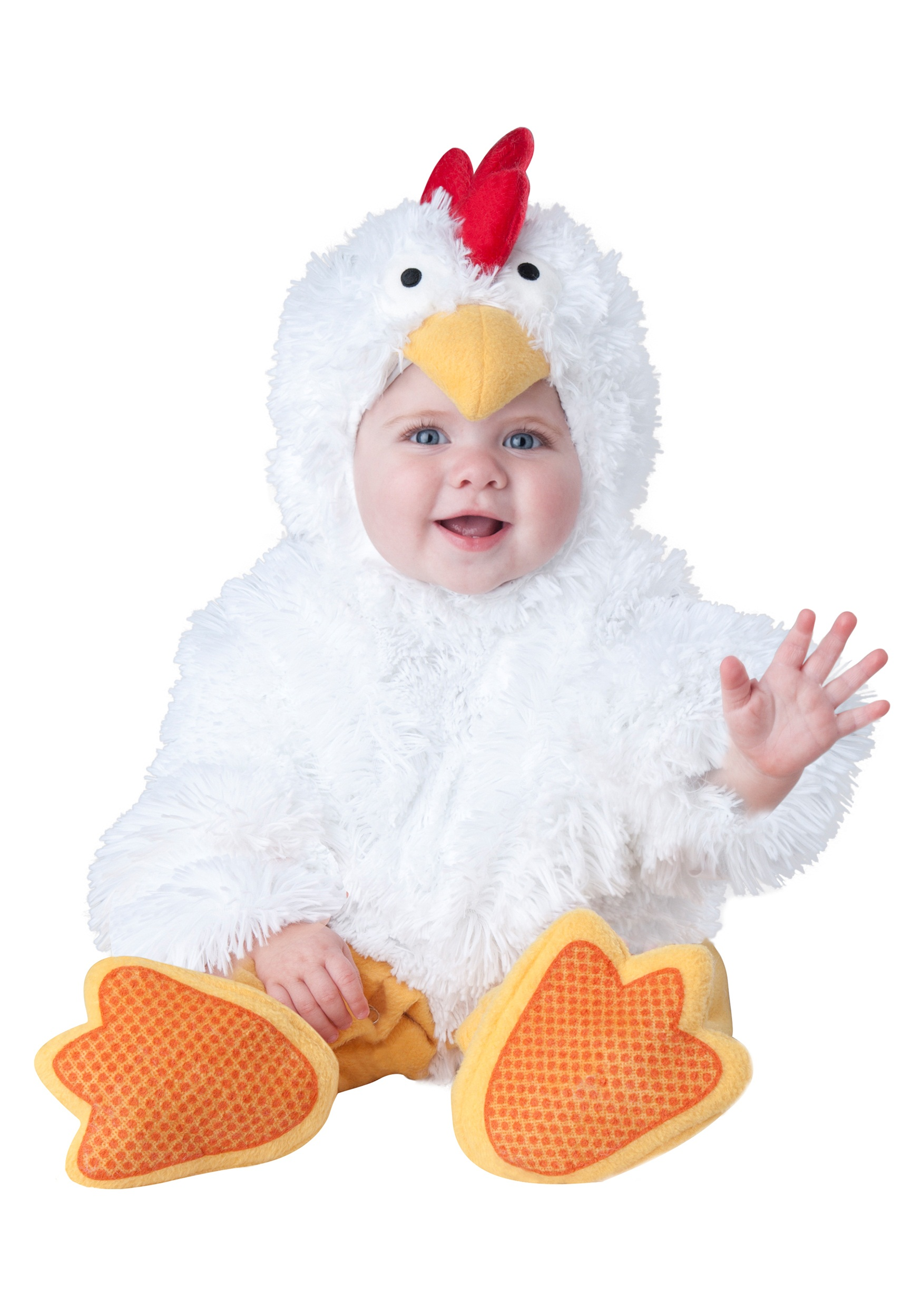 Cluckinu0027 Cutie Infant Costume  sc 1 st  Halloween Costumes & Cluckinu0027 Cutie Infant Costume - Halloween Costumes