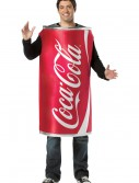 Coca Cola Can Costume, halloween costume (Coca Cola Can Costume)