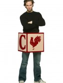Cock Block Costume, halloween costume (Cock Block Costume)