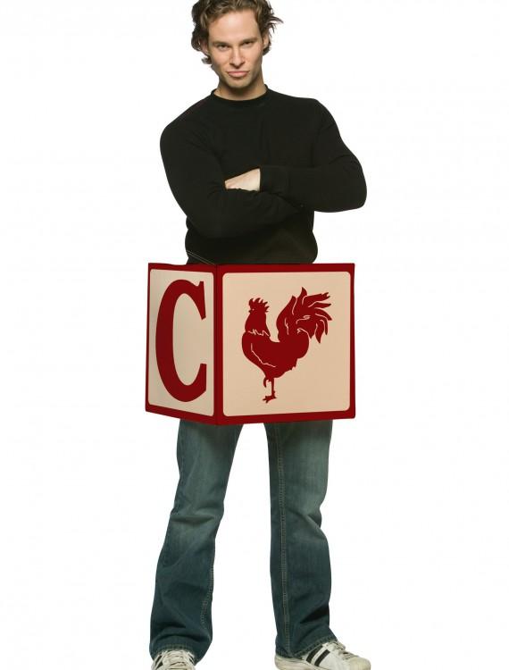 Cock Block Costume, halloween costume (Cock Block Costume)