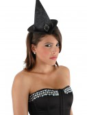 Cocktail Witch Black Hat, halloween costume (Cocktail Witch Black Hat)
