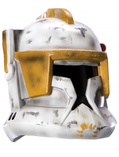 Cody Two-Piece Adult Helmet, halloween costume (Cody Two-Piece Adult Helmet)