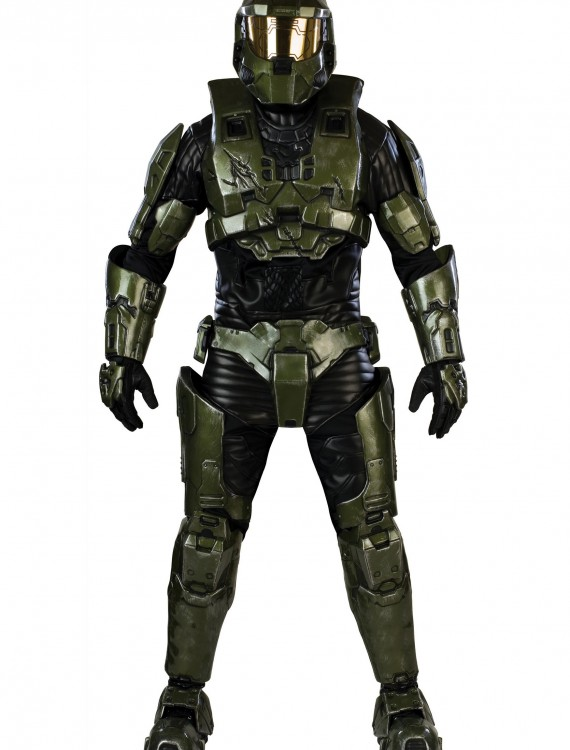 Collector's Halo Master Chief Costume, halloween costume (Collector's Halo Master Chief Costume)