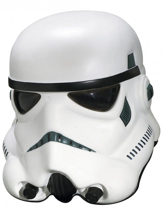 Collector's Stormtrooper Helmet, halloween costume (Collector's Stormtrooper Helmet)