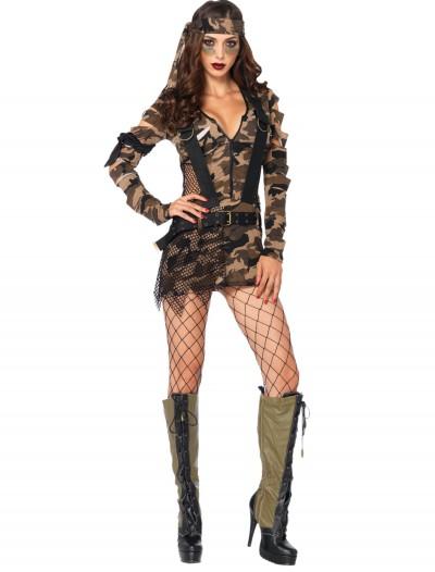 Combat Babe Costume, halloween costume (Combat Babe Costume)